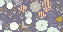 Pattern Junkie / I love. patterns.  textiles. wallpaper.