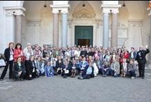 Pelegrinatge a Roma / Pelegrinatge de l'Arxidiòcesi de Barcelona presidida pel cardenal Sistach