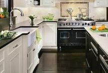 Kitchen & Dining Room / Kitchen and Dining Room Ideas.   Check Out My Other Room Boards. / by Ally