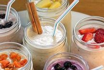 Drinkable Goodness / Healthy Smoothies, Juices and Alcohol Alternatives