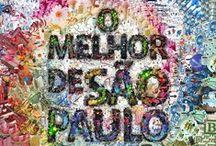 My São Paulo ♡ / ✈ / by Marisa Pedro-Pfeiffer