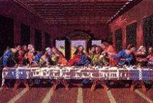 Latch Hook Kits - Spiritual, Inspirational, Religious