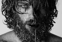 Gorgeous beardy  manmen