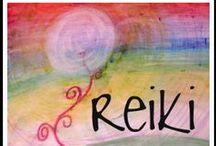 Reiki and Alternative Healing / by Pamela Holloway