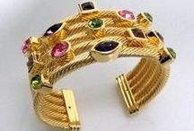 Gold plated jewelry / Recently restored heirloom and vintage jewelry