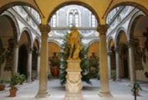 Medici's Courtyard / Unique designs that express the spirit of the Italian Renaissance