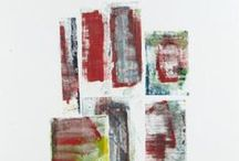 Louise Fishman Prints / Louise Fishman Prints at Oehme Graphics