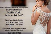 STELLA YORK AUTHORIZED RETAILER / BEAUTIFUL WEDDING GOWNS