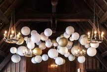 Paper Lanterns / Chinese paper lanterns perfect for weddings, events, and parties.