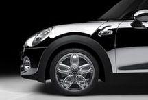 НОВЫЙ MINI В CHROME LINE EXTERIOR DELUXE / Компания BMW Group представила новую трех дверную  Mini Chrome Line Exterior Deluxe