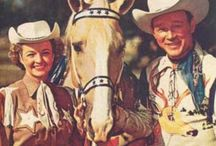 Roy Rogers & Dale Evans / by Kay David