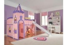 Creative Kids Rooms / Super cute, efficient, and fun beds, lofts, and bunks for kids of all ages.  Whether your child is 7 or 17 this board contains the bed of their dreams!!!