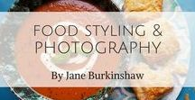 Food Photography and Styling by Jane Burkinshaw / Photography and styling by Jane Burkinshaw Natural Light Photography