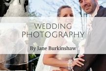Wedding Photography by Jane Burkinshaw / Weddings I've photographed home and abroad.