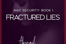 Fractured lies / Book 1: MAC Security Series. Kay & Ty.