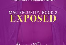 Exposed / Book 2: MAC Security Series. Kay & Ty.