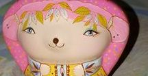 Little hedgehog / Ceramic Ocarina. Animal sculpture. Pictures & illustration. Toy. Art hedgehog #ceramic #art #handmade #ocarina #Animal #sculpture #jivizvuk #figurines #music #gifts #toy #hedgehog#toy