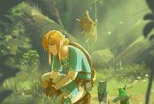 Game Zelda / Zelda m'apporte beaucoup.  Pourquoi  ? Tous simplement que c'est l'un des tous premier jeux au quelle j'ai joué, quand je n'étais qu'une petite fille de 6 ans.