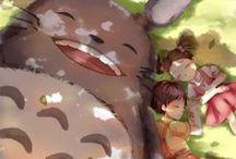 "Master of the tree ""Totoro"""
