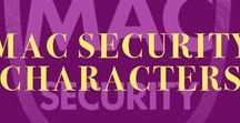 MAC Security Characters