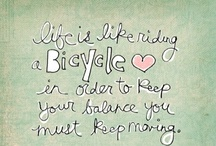 r i d e * m y * b i c y c l e  / i want to ride my bicycle, i want to ride my bike / by katelyn | dee