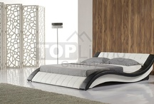 Bedroom Furniture Suites / Top Living Gallery is offering selective and affordable bedroom furniture designer, modern beds and bedroom suites with high quality bed frame. Visit us today for making attractive bedroom.