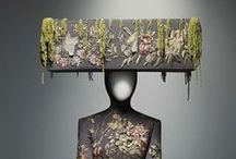 sleeping standing up / Couture  / by Ann Francis