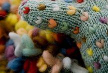 iKnit / knitting and crochet