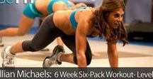 Workout- be fit, be healthy / you better work b...