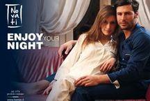 Novati Sleepwear & Pajamas / 100% Made In Italy