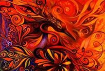 Pheonix. Rise from the ash like a bird aflame. / by Sarah Gerrard