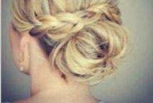 Hair / Beautiful hair makes for a beautiful person.