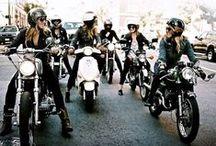 Motorcycle Ladies