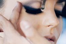 makeup / by Victoria Acevedo