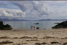 Beaches, Isle of Colonsay / Some of the most beautiful beaches in the world... are here!