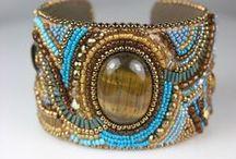 Bracelets / Beadwork bracelets