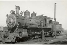 Rails / Railroads - Cotton Belt; shortlines, logging, southern, southwest...  / by Kevin Matthews