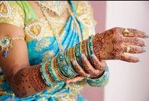 Indian Mehandi Designs / Pictures of Indian mehandi designs.