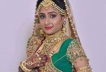 Indian Bridal Wear Collection / Latest Indian Bridal Wear like Saree, Lehanga, Salwar Suite and Gown picture collection.