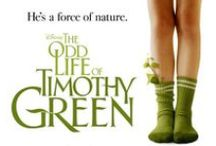Timothy Green / The Odd Life of Timothy Green / by ✴Hey,It's Nia📖