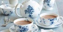 tea party / birthday, bridal shower, house warming, summer tea parties