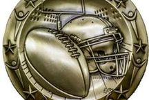 Football Trophies and Resins / All of the Football Trophies and Resins that Sun Devil Trophy and Awards offers.