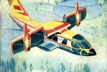 «МИ-30» конвертоплан / #Convertiplane  #Vintoplan #Mi-30 #concept #USSR #Aircraft #helicopters