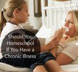 Chronically Ill Homeschooling