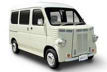 Modest Cars Citroen H Van replica / «Citroen H Van» replica  by Modest Cars