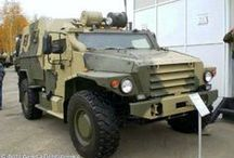 ГАЗ - 3927 «Волк»