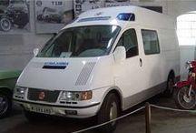 BAZ Mibra 2000 Ambulance
