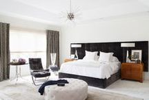 ESD bedrooms / A collection of bedrooms designed by Ella Scott Design, Bethesda, MD Interior Design firm.