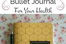 Bullet Journaling for Health & Peace