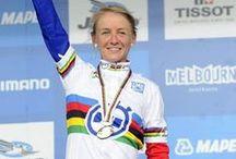 PRO's of Women's Cycling